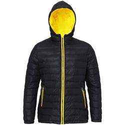 textil Mujer Plumas 2786 TS16F Negro/amarillo