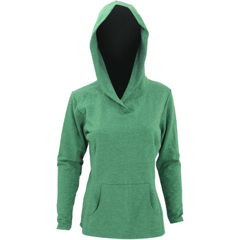 textil Mujer Sudaderas Anvil 72500L Verde