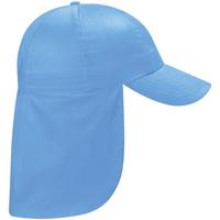 Accesorios textil Niños Gorra Beechfield BC11B Azul cielo