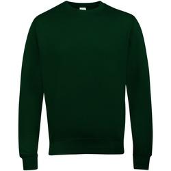 textil Hombre Sudaderas Awdis JH030 Verde Bosque