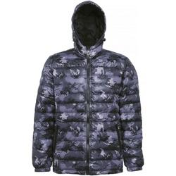 textil Hombre Plumas 2786 TS016 Gris Camuflaje