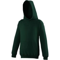 textil Niños Sudaderas Awdis JH01J Bosque
