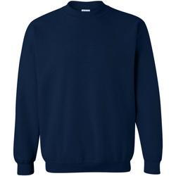 textil Niños Sudaderas Gildan 18000B Azul marino