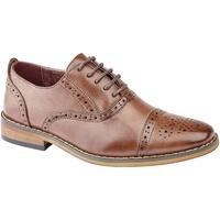 Zapatos Niño Richelieu Goor  Marrón Medio