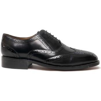Zapatos Hombre Richelieu Amblers Ben Negro