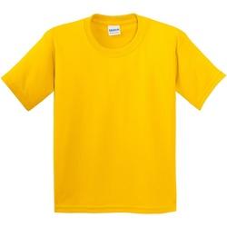 textil Niños Camisetas manga corta Gildan 5000B Amarillo Daisy