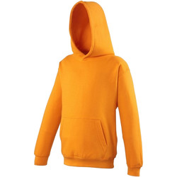 textil Niños Sudaderas Awdis JH01J Naranja oxidado