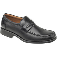 Zapatos Hombre Mocasín Amblers Manchester Negro