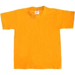 textil Niños Camisetas manga corta B And C Exact 190 Oro