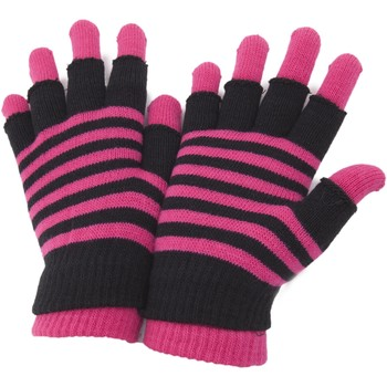 Accesorios textil Mujer Guantes Universal Textiles  Rosa