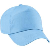 Accesorios textil Niños Gorra Beechfield B10B Azul cielo