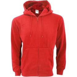 textil Hombre Sudaderas Sg SG29 Rojo