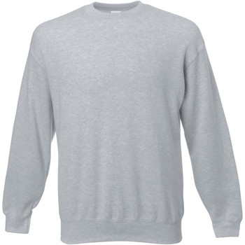 textil Hombre Sudaderas Universal Textiles 62202 Gris