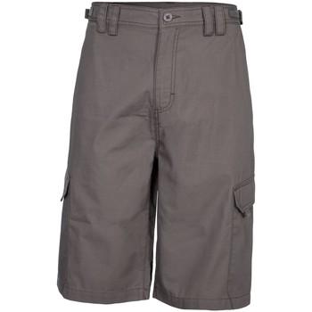 textil Hombre Shorts / Bermudas Trespass Regulate Gris