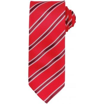 textil Hombre Corbatas y accesorios Premier  Rojo/granate