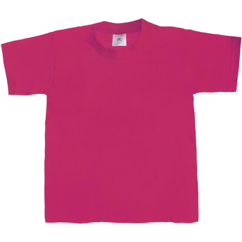 textil Niños Camisetas manga corta B And C Exact 190 Sorbete