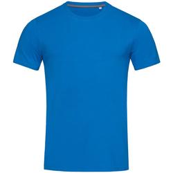 textil Hombre Camisetas manga corta Stedman Stars  Azul Rey