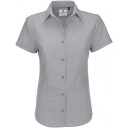 textil Mujer Camisas B And C SWO04 Gris