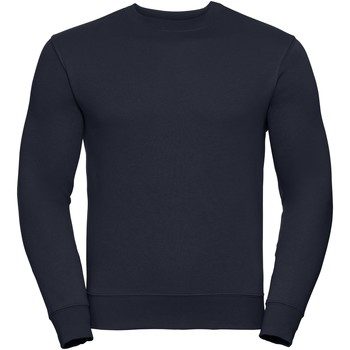 textil Hombre Sudaderas Russell 262M Marino French