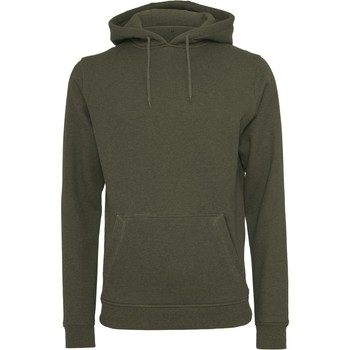 textil Hombre Sudaderas Build Your Brand BY011 Oliva