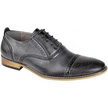Zapatos Hombre Richelieu Goor  Gris