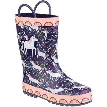 Zapatos Niños Botas de agua Cotswold Sprinkle Violeta
