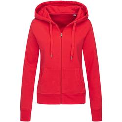 textil Mujer Sudaderas Stedman  Rojo pasión