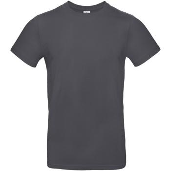 textil Hombre Camisetas manga corta B And C TU03T Gris oscuro