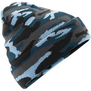 Accesorios textil Gorro Beechfield B419 Azul