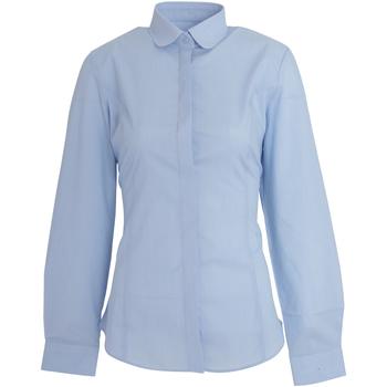 textil Mujer Camisas Brook Taverner Trevi Azul cielo