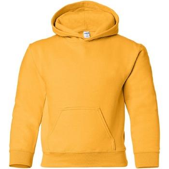 textil Niños Sudaderas Gildan 18500B Oro