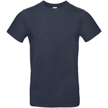 textil Hombre Camisetas manga corta B And C TU03T Azul real