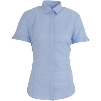 textil Mujer Camisas Brook Taverner BK133 Azul cielo