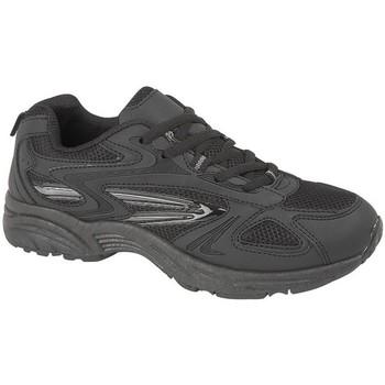 Zapatos Hombre Zapatillas bajas Dek Venus Negro/Gris carbón