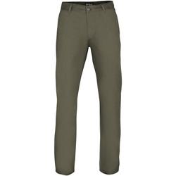 textil Hombre Pantalones chinos Asquith & Fox AQ050 Pizarra