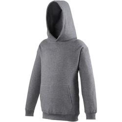 textil Niños Sudaderas Awdis JH01J Carbón