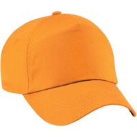 Accesorios textil Niña Gorra Beechfield B10B Naranja