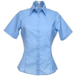 textil Mujer Camisas Kustom Kit K742F Azul claro