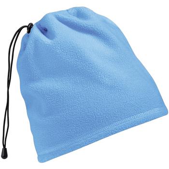 Accesorios textil Gorro Beechfield Suprafleece Azul cielo