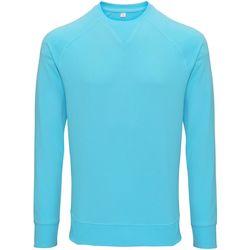 textil Hombre Sudaderas Asquith & Fox Coastal Azul