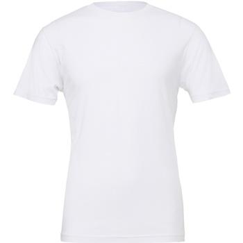 textil Camisetas manga corta Bella + Canvas CV001 Blanco