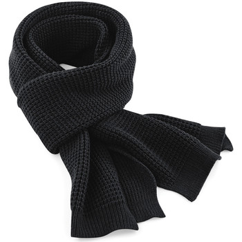 Accesorios textil Bufanda Beechfield B424 Negro