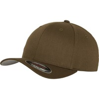 Accesorios textil Gorra Yupoong FF6277 Oliva