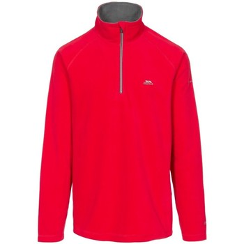 textil Hombre Polaire Trespass Blackford Rojo