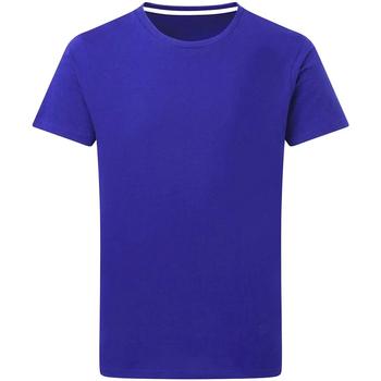 textil Hombre Camisetas manga corta Sg Perfect Azul eléctrico