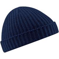Accesorios textil Gorro Beechfield B460 Azul marino