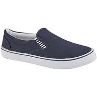 Zapatos Niño Slip on Dek  Azul real