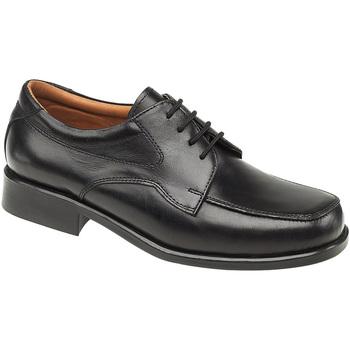Zapatos Hombre Derbie Amblers Birmingham Negro