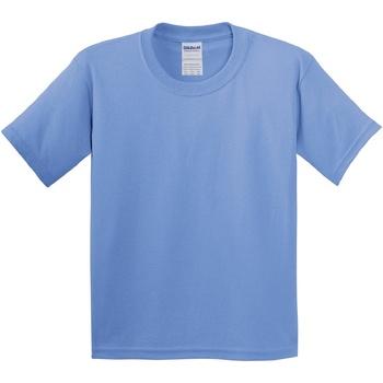 textil Niños Camisetas manga corta Gildan 5000B Azul carolina