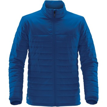 textil Hombre Plumas Stormtech QX-1 Azul celeste